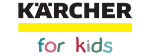 karcher for kids new logo